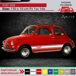 FIAT 500 D'EPOCA 595...