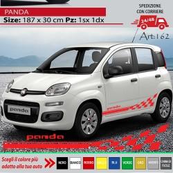 FIAT PANDA ABARTH FASCE...