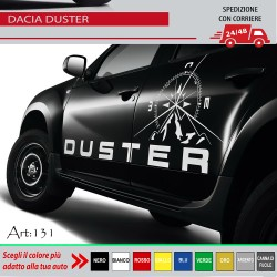 DACIA DUSTER LIMITED...