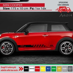MINI COOPER ONE D FASCE...