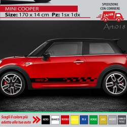 MINI COOPER ONE S FASCE...