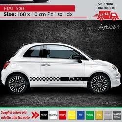 FIAT 500 FASCE ADESIVE...
