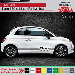FIAT 500 500C 500 D'EPOCA...