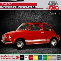 FIAT 500 D'EPOCA CINQUINO...